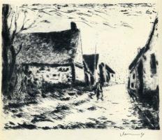 Морис де Вламинк. Сюжет 15