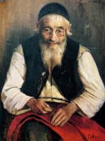 Юдель Пэн. Старый портной