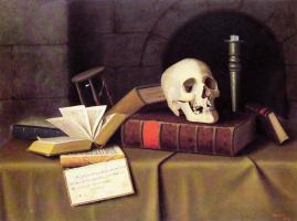 Уильям Майкл Харнетт. Напоминание о смерти