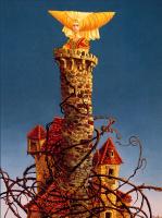 Джеймс Кристенсен. Принцесса в башне