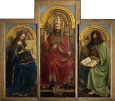 Ghent Altar (fragment)