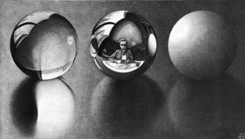Three spheres 2