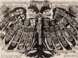 Ханс Бургкмайр Старший. Священная римская империя и ее составляющие