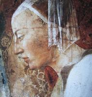 Пьеро делла Франческа. Королева