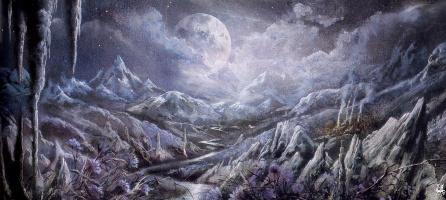 Эммануэль Кивиелло. Лунная дорога