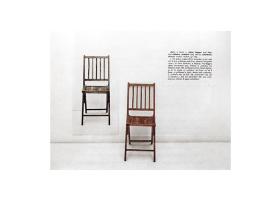 Джозеф Косут. Один и три стула