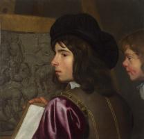 Якоб ван Ост Старший. Два мальчика