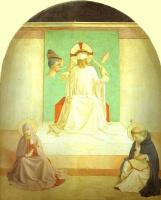 Альбрехт Альтдорфер. Спаситель и Мария