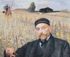Jacek Malchevsky. Portrait Of Vaclav Karchevsky