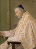 Хосе Бенльуре-и-Хиль. Священник