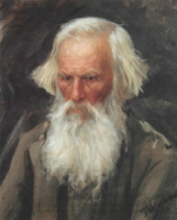Иван Семенович Куликов. Старик. 1898