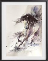 Наталья Гивиевна Калиашвили. Лошадь