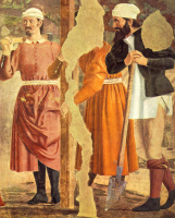 Пьеро делла Франческа. Сюжет 11