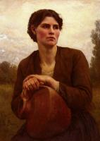 Жюль Бретон. Женщина
