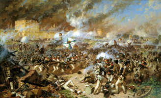 Aleksandr Yurievich Averyanov. The battle for Smolensk