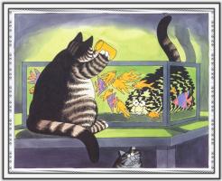 Бернард Клибан. Сны кошек 14