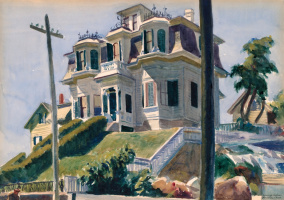Edward Hopper. House Haskell