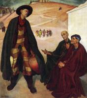 Diego Maria Rivera. The elders