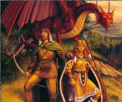 Новые драконы осенних сумерек