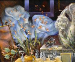 Vladimir (Vladimir) Mikhailovich Ryklin (Ryklin). Dreams Of Gargoyles
