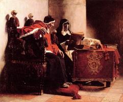 Жан-Поль Лоран. Папа и инквизитор