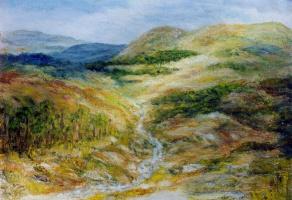 Галилейские горы, дорога к солнцу