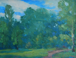 Victor Grigorievich Sevastyanov. Untitled