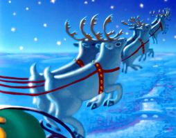 Майкл Гарленд. Мышь перед Рождеством 09