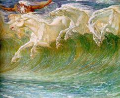 Кран. Лошади Нептуна