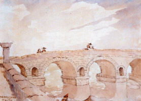 Томас Кампусано Агирре. Большой мост