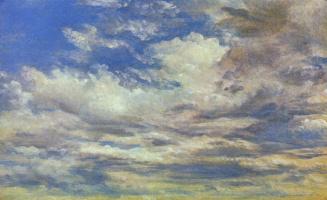 Джон Констебл. Облака Этюд