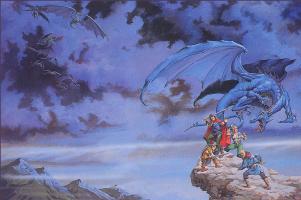 Даниэл Гонсалес. Повелитель драконов