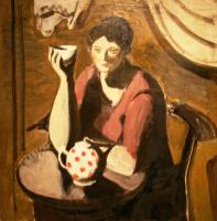 Андрей Владимирович Васнецов. Чашка чаю