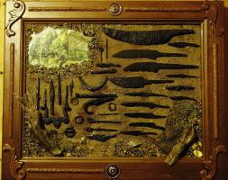 Железные орудия начала железного века