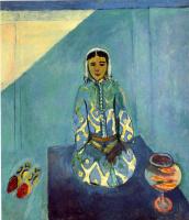 Henri Matisse. Zorah on the Terrace