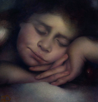 Ольга Акаси. Спящий ангел
