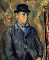 Поль Сезанн. Портрет сына