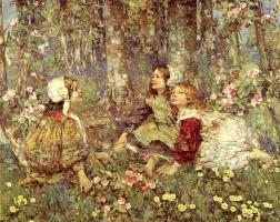 Edward Hornel. Music forest