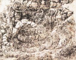 Леонардо да Винчи. Всемирный потоп