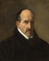Диего Веласкес. Портрет Луиса де Гонгоры