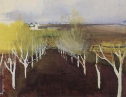 Zinaida Serebryakova. Orchard