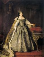 Луи Каравакк. Портрет императрицы Анны Иоанновны