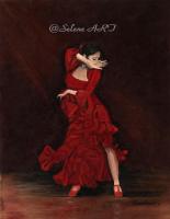 Elena Sh. The magic of Flamenco