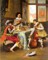 Adolf Alexander Lesrell. Musical trio