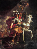 Маттиа Прети. Белый конь