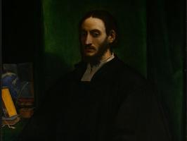 Себастьяно дель Пьомбо. Портрет