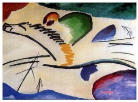 Wassily Kandinsky. Lyric