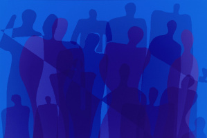 Диана Онг. Синяя группа