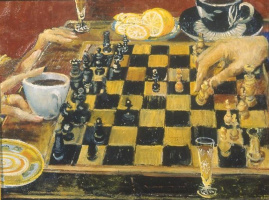 Юрий Иванович Пименов. Шахматная партия