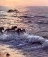 Рут Сандерсон. Единороги в воде